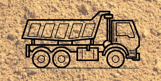 доставка песка воскресенск 10 кубов