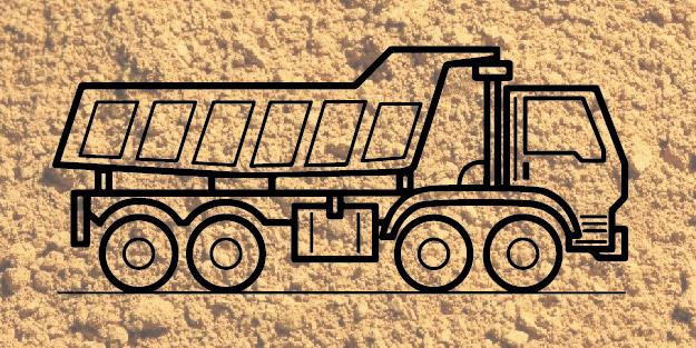 доставка песка по воскресенску 20 кубов